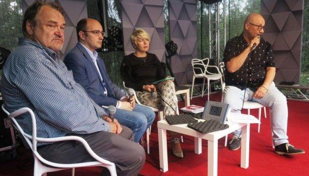 На фестивалі в Цесісі виступили українські експерти