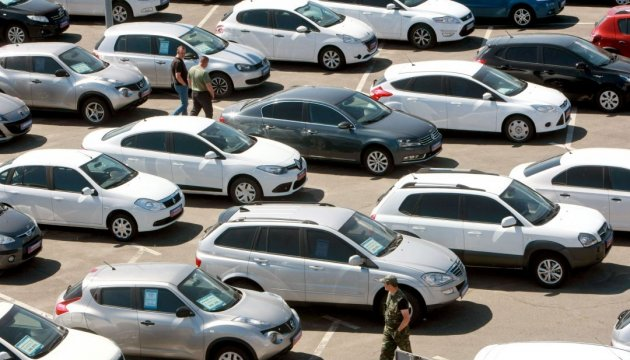 Ukrainians bought almost 6,500 new cars in July