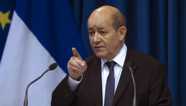 French foreign minister to make visit to Ukraine
