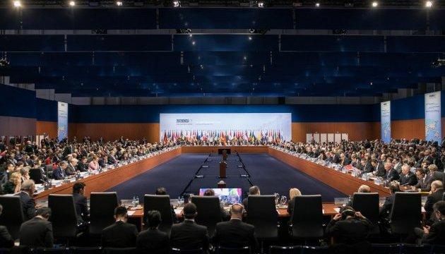 В ОБСЕ приняли резолюцию против Nord Stream 2 и