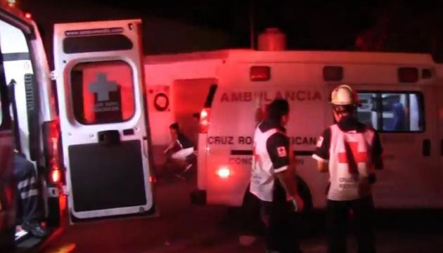 У Мексиці перекинувся туристичний автобус, загинули 15 осіб