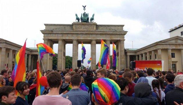 В Германии две партии планируют опротестовать закон о «браках для всех»
