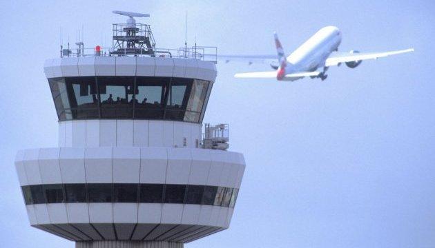 Невідомий дрон порушив роботу лондонського аеропорту