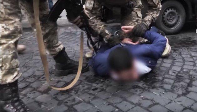 На Харківщині СБУ затримала сепаратиста-агітатора