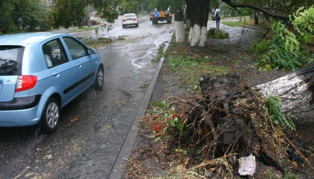 Le mauvais temps a laissé quelque 400 villes et villages ukrainiens sans électricité
