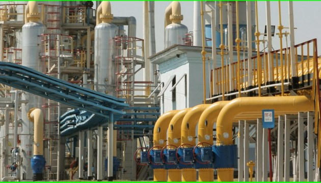 Ukraine increases own gas production by 3% in January-June 2017