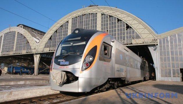 Поезд из Киева в Вену начнет курсировать с 10 декабря