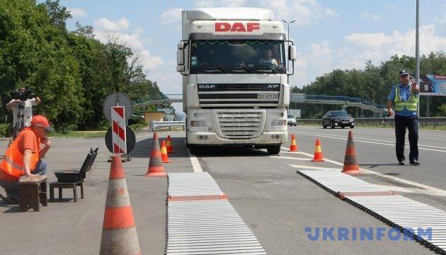 Київавтодор нагадав про обмеження руху вантажівок