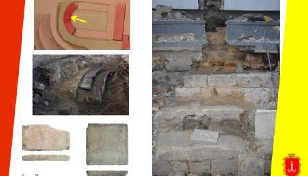 У Воронцовському палаці знайдено невідомі підземелля