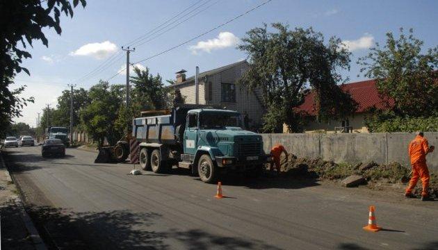 У Вінниці цьогоріч  відремонтують  56 вулиць