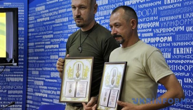 Активісти презентували орден матерям бійців АТО