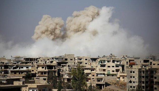 Силы Асада совершили газовую атаку возле Дамаска – наблюдатели