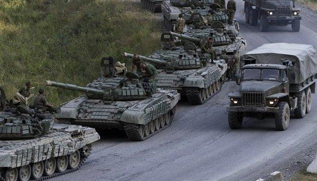Росія зігнала 300 тисяч військових і 36 тисяч танків на навчання