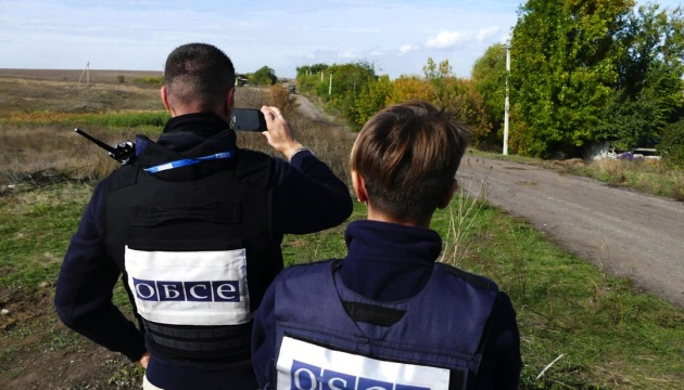 U.S. Embassy makes statement on work of OSCE mission in Donbas
