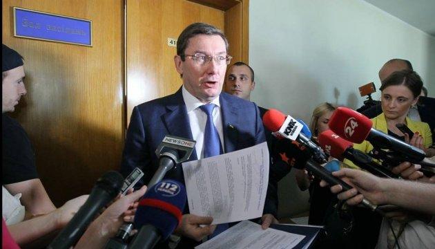 Генпрокурор каже, до Вілкула є питання щодо сплати податків