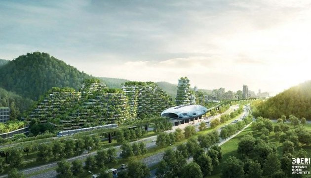 Китай збирається побудувати перше в світі