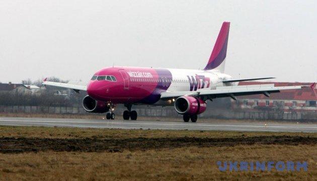 Wizz Air возобновляет полеты из Харьковского аэропорта