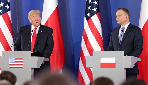 Польща не хоче бути у сфері впливу Росії - Дуда