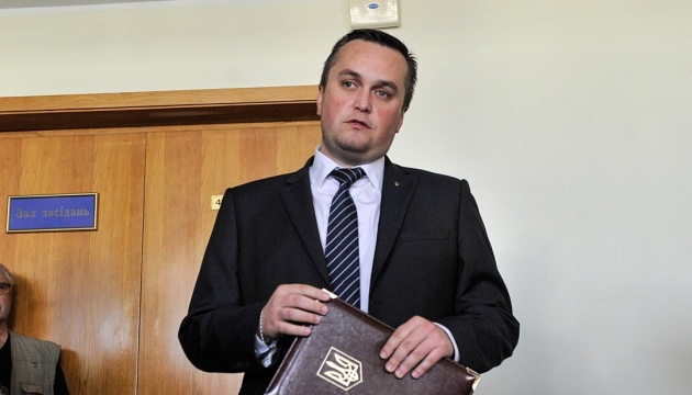 TI Ukraine urges SAPO head Kholodnytsky to resign
