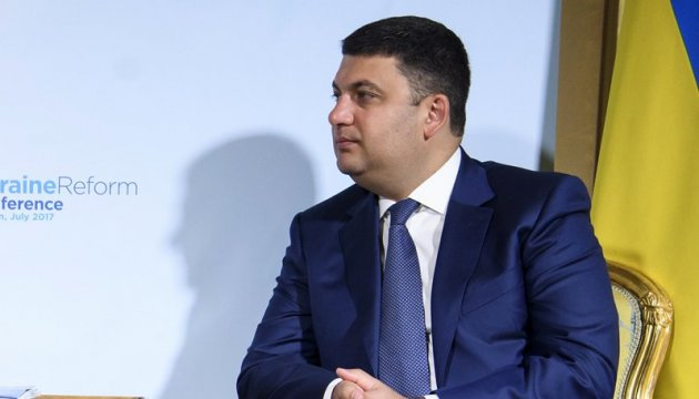 Groysman to meet with UN Secretary-General on Sunday