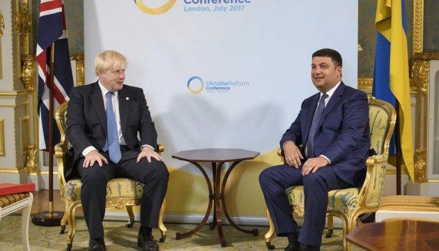 Hrojsman versichert, Korruption in der Ukraine wird bekämpft