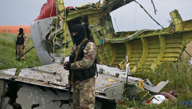 В Минюсте прокомментировали обнародование Нидерландами причастных к катастрофе МН17