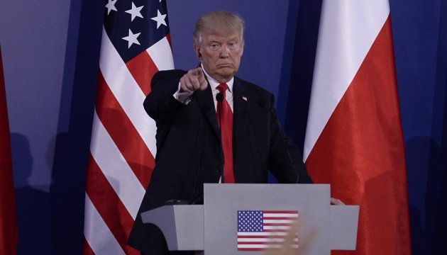 Trump on sanctions against Russia: Nothing will be done until Ukrainian, Syrian problems solved