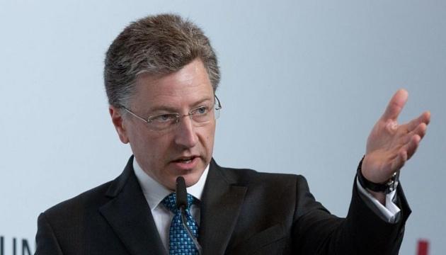 Volker: USA diskutieren Waffenlieferungen an Ukraine