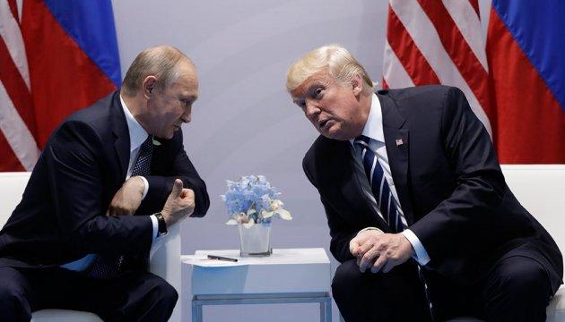 Трамп готов обсудить с Путиным признание аннексии Крыма - Bloomberg