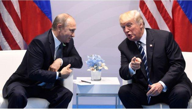 Трамп поговорил с Путиным по телефону - СМИ