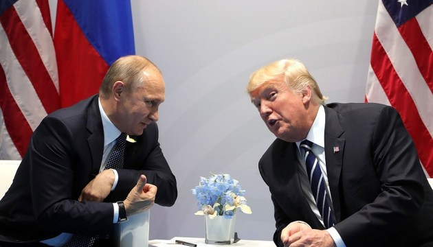 Австрийские СМИ называют дату встречи Трампа и Путина