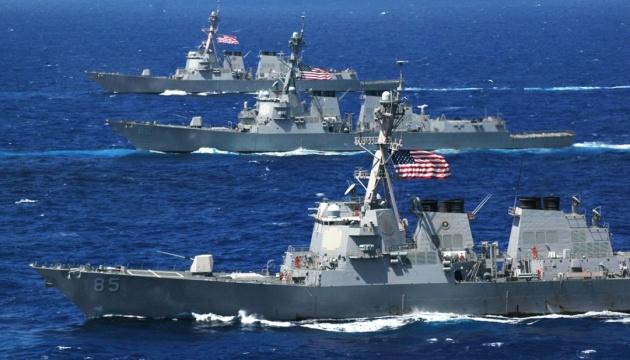 Американские военные рассказали, какие силы направят на Черное море