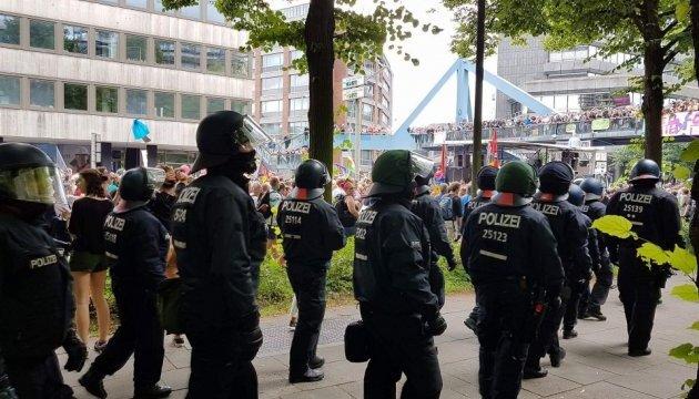 Поліція Гамбурга підбила