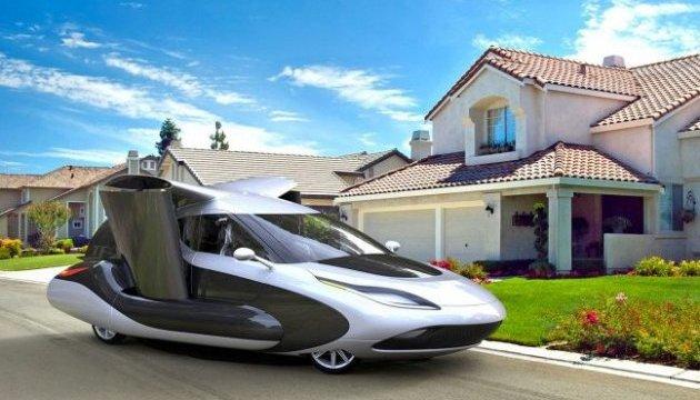 Китайці купили стартап Terrafugia, що створив літак-автівку