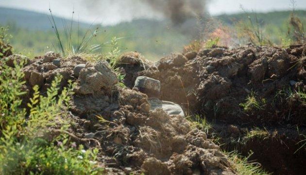 Ostukraine: Terroristen erhöhen ihre Aktivität, 38 Beschießungen