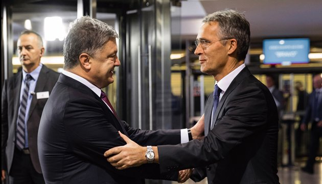 Генсек НАТО прибув до Києва