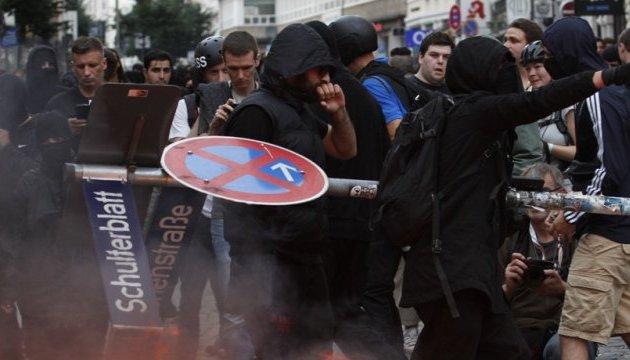 Погроми у Гамбурзі під час саміту G20 обійшлися в €12 мільйонів