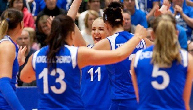 乌克兰女篮问鼎2017欧洲联赛