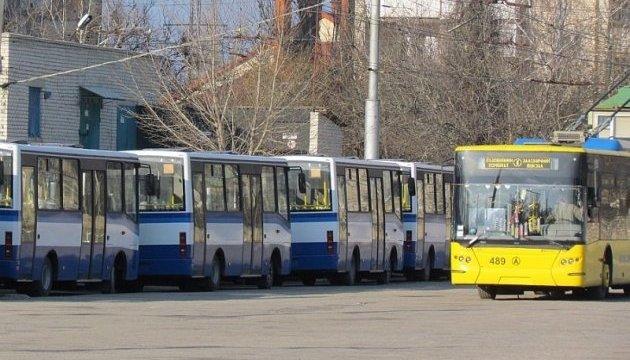 У Херсоні через страйк не ходитимуть тролейбуси