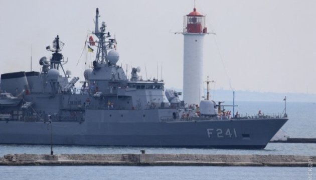 Sea Breeze 2017: NATO ships and planes arrive in Odesa