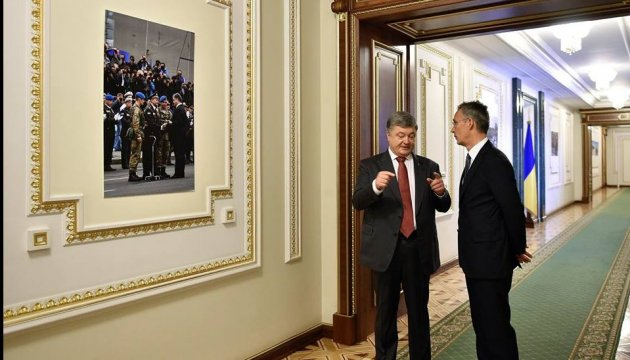 На заседании Комиссии Украина-НАТО обсудили пути усиления обороноспособности Украины