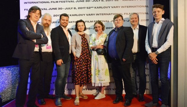 Фонд Янковского совместно с Госкино представили украинское кино на 52-ом Международном кинофестивале в Карловых Варах