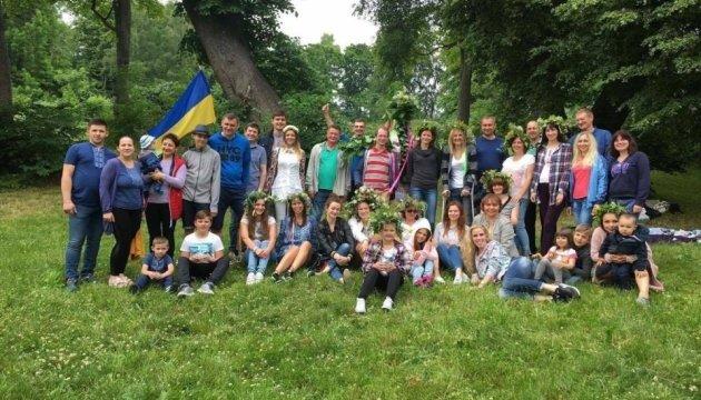 Українці Швеції провели пікнік на Івана-Купала