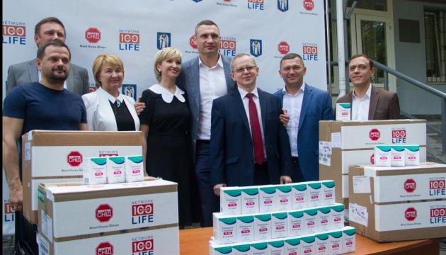 Кличко розповів, як Київ бореться з епідемією ВІЛ/СНІДу