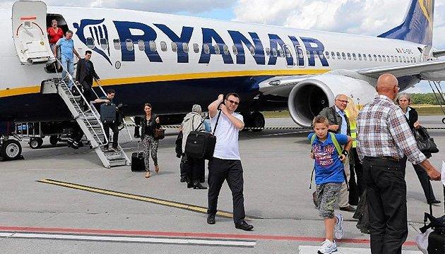 Ryanair відмовилася від виходу на ринок України