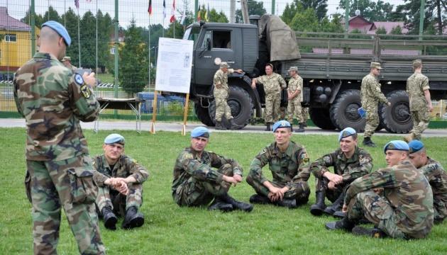 """Manöver """"Rapid Trident – 2019"""": 3700 Soldaten aus 14 Länder nehmen teil"""