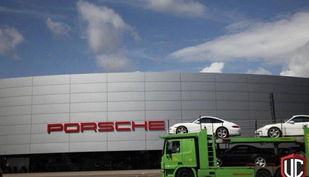 Дизельний скандал: розслідування зачепило Porsche