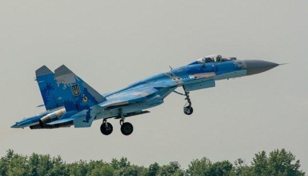 Українські льотчики відпрацьовують пілотажну програму для авіашоу в Британії