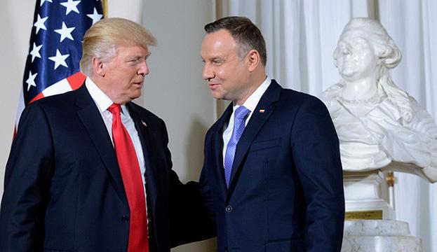 Трамп і Дуда підпишуть декларацію про збільшення чисельності військ США у Польщі