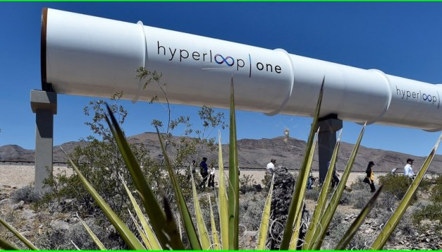 Omelyan: Hyperloop expected in Ukraine in 2023-2025